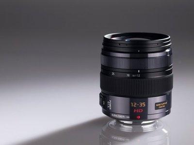 鏡頭 LUMIX 12-35mm f2.8 公司貨  9.99新