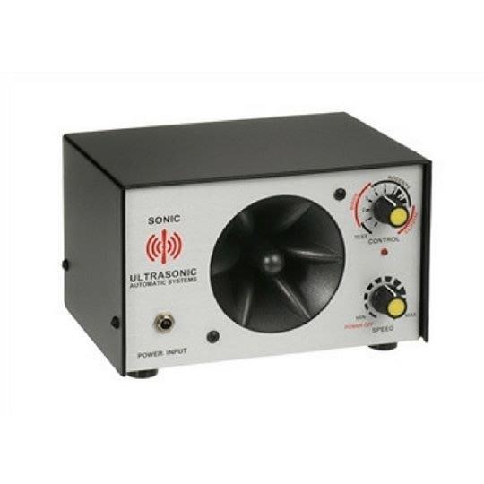 SafePRO® 超音波驅鼠器、超聲波驅蟲器-工廠、營業用型70坪適用-台灣製造(110V)