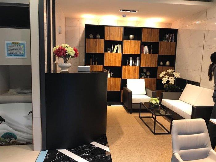【順發傢俱】銷售中心 小空間 大需求,一樣完成 全室訂製