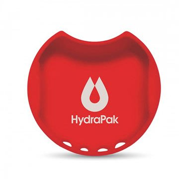 騎跑泳者 - HydraPak WATERGATE 水量調節內蓋,適用於Stash 1L的水瓶,由不含BPA的矽膠製成