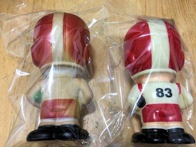 大阪玩具資料室~企業公仔  保證真品 大同寶寶 57、83 (背號)非瓷器 (含盒附原廠底蓋)100%全新品!