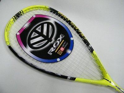 ROX Squash 碳纖維 壁球拍 PRO SQ757 輕量促銷款