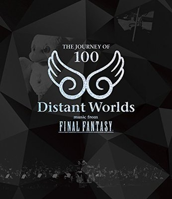 特價 太空戰士 Distant Worlds music from FF THE JOURNEY OF 100 (BD)
