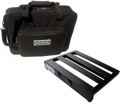 [ 反拍樂器 ] Pedaltrain Jr Sc 效果器托盤 (含軟袋/免運費)