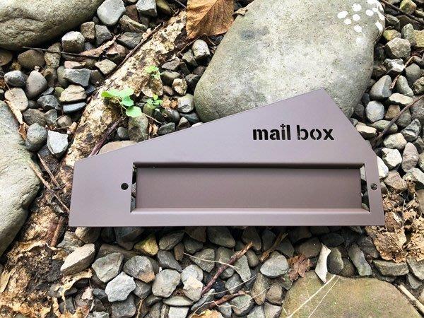 .銳利式幾何風格.不鏽鋼嵌入式投信口、不銹鋼埋入式投信口可裝於門,單純坎入式崁入式投信口無信箱