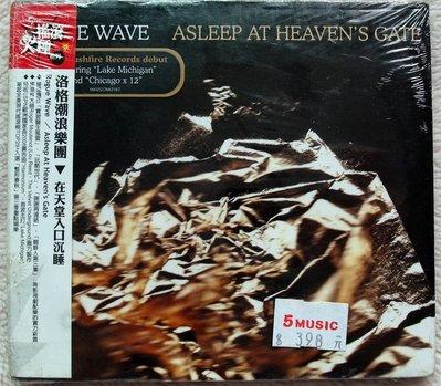 ◎2008全新進口版CD未拆!洛格潮浪樂團-在天堂入口沉睡-Rogue Wave-Asleep At Heavens搖滾