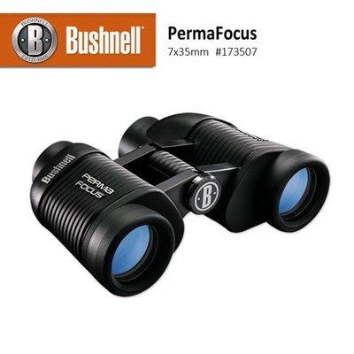 【EC數位】Bushnell Perma Focus 7x35mm 雙筒望遠鏡 普羅稜鏡 自動調焦 173507