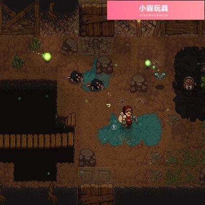 ₪小槑玩具₪Steam正版PC游戲 礦坑之下 UnderMine 迷宮探索