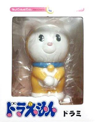 日本正版 Medicom Toy VCD 哆啦A夢 哆啦美 模型 公仔 日本代購