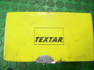 【優質輪胎】TEXTAR_BENZ A190後煞車來令片_德國製(W168 W202 W203 W210)三重區