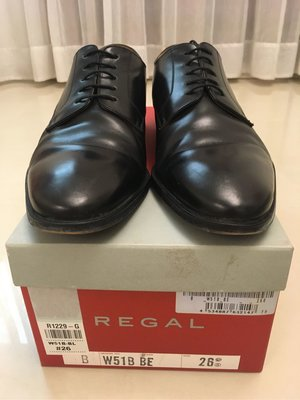 Regal 德比鞋