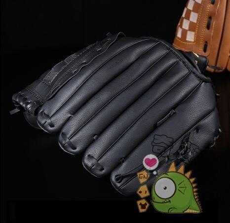 棒球壘球用品-棒球手套 加厚投手壘球手套 兒童款少年款成人款