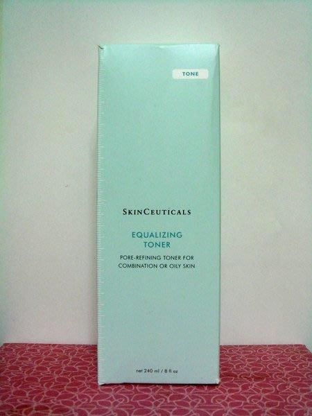 【綺麗】SkinCeuticals修麗可~平衡調理水(化妝水)Equalizing Toner