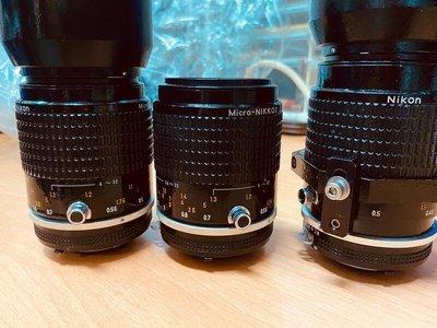Nikon AIS Micro-NIKKOR 105mm F2.8 微距鏡 $5500 昇59