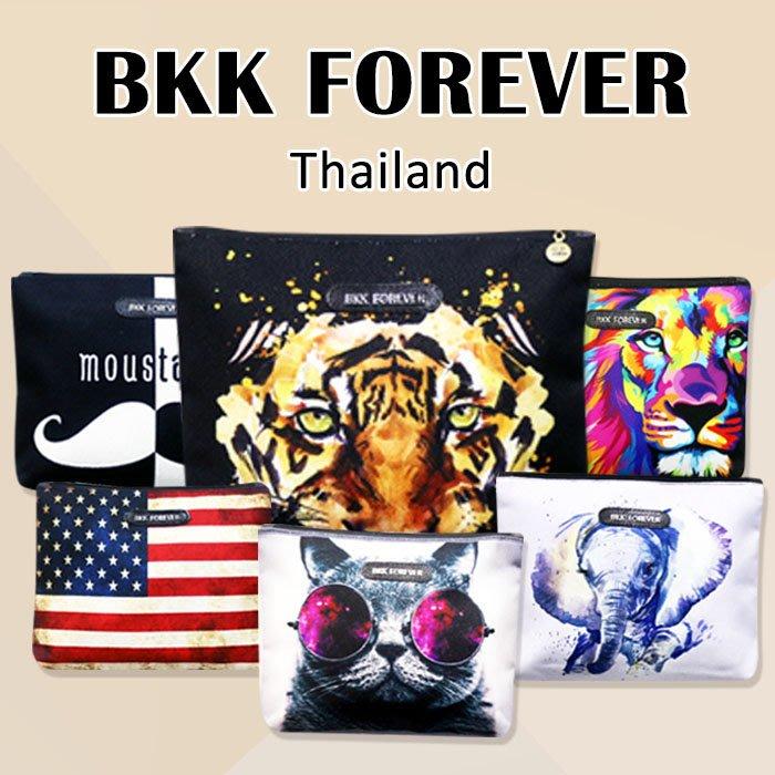 ☆小時候創意屋☆ 泰國百貨櫃品 曼谷包 BKK FOREVER 包 夜店晚宴包 手機包 收納包 BKK包 側背包