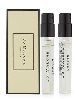 ♥ Paris Kiki ♥ JO MALONE 原裝正品 1.5ml 試管/針管香水人氣款 藍風鈴 現貨