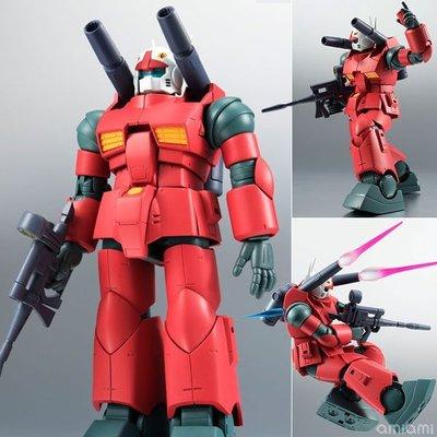 免運 正版 附 特典 代理版 ROBOT魂 機動戰士鋼彈 RX-77-2 鋼加農 A.N.I.M.E.  非 命運鋼彈