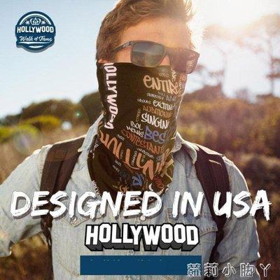 頭巾美國好萊塢防曬面罩男全臉釣魚面巾圍脖套魔術夏季騎行運動女 蘿莉小腳ㄚ