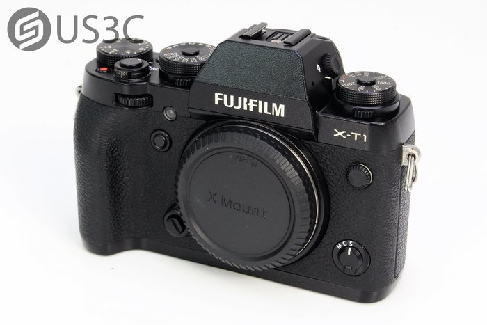 【US3C-小南門店】富士 Fujifilm X-T1 單機身 微單眼相機 1630萬畫素 3吋螢幕 內建WiFi 電子觀景窗