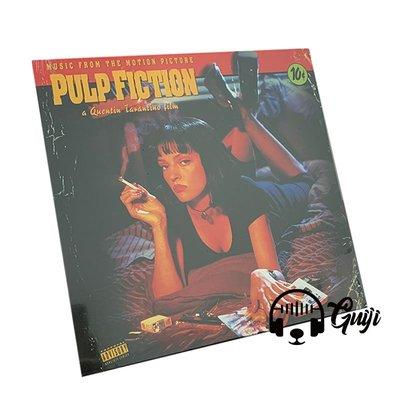 現貨黑膠唱片 低俗小說Pulp Fiction電影原聲OST留聲機專用LP碟片小叮噹影迷