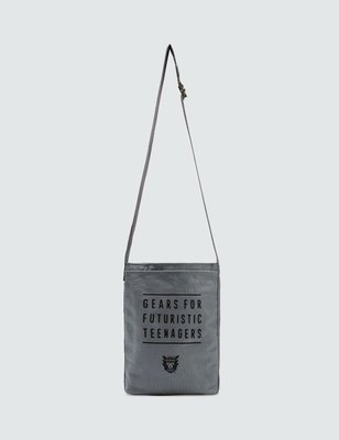 ☆AirRoom☆【現貨】2020SS HUMAN MADE CANVAS SHOULDER BAG SMALL 肩背包