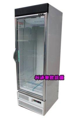 《利通餐飲設備》RS-S2001UN  台灣製瑞興 600L 瑞興單門冷藏玻璃冰箱 1門展示冰箱 冷藏展示冰箱 冷藏櫃