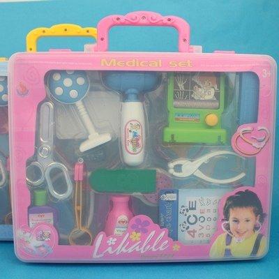 護士醫生遊戲玩具組 3930A 手提醫...