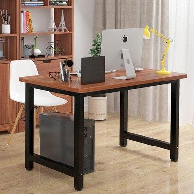 電腦桌台式桌家用簡約現代經濟型書桌辦公桌學生寫字桌簡易小桌子    ATF 全館免運 全館免運