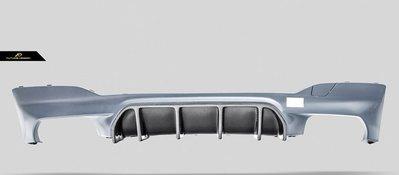 CS車宮車業 卡夢下巴 真空碳纖維 BMW G30 G31 升級 F90 M5 FD 卡夢 後下巴 空力套件