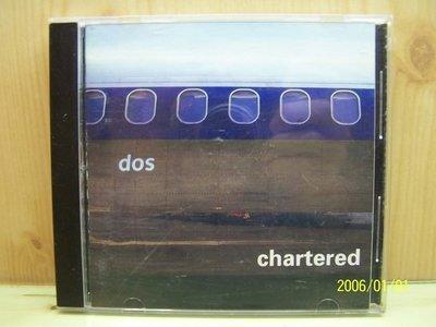 【統統100元】519.DOS(dance of sound),Charter,片況:輕微刮傷,不影響播放,price:NT$100.