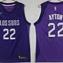 NBA鳳凰城太陽隊22#Deandre Ayton 安德烈- 艾...