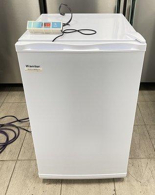 冠億冷凍家具行 直立式冷凍/冰櫃/80L/冷凍櫃/冰母奶/冷凍食品冰箱/冷凍庫/110V