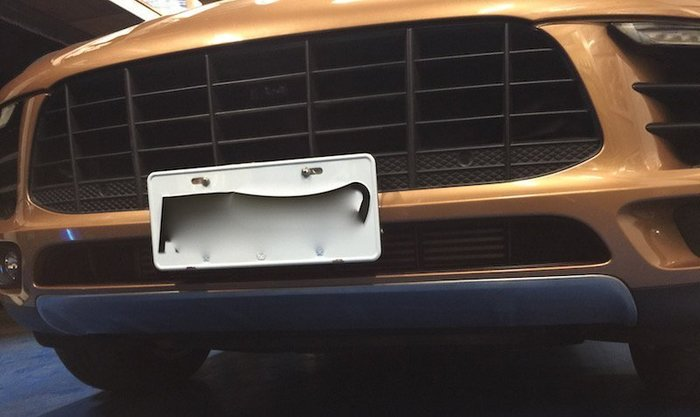 【AEROTUN 】全新 保時捷 PORSCHE MACAN 鋁合金 前後下護板