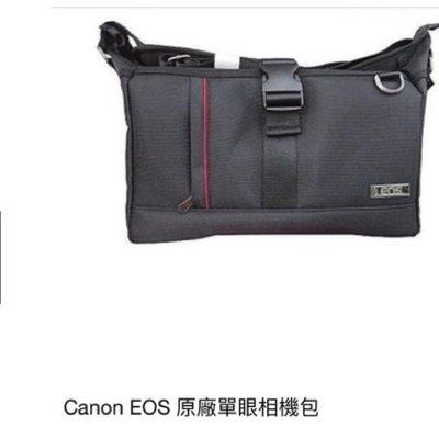 CanoN 單眼相機包 EOS 原廠相機包 黑色 攝影背包 攝影配件 防潮包 1機2鏡 尼龍包 桃園市