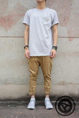 【促銷商品】PUBLISH DROP STACK PANT TOSH 低襠褲 卡其【1401114KHA】