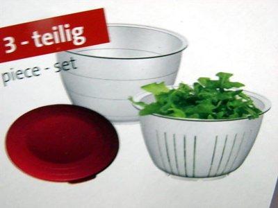 @@@最專業的刀剪 台中市最知名的建成刀剪行@@ 德國-WESTMARK- 三件式 蔬果清洗盆