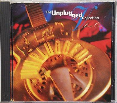 合輯 MTV The Unplugged Collection Vol.1 二手台版