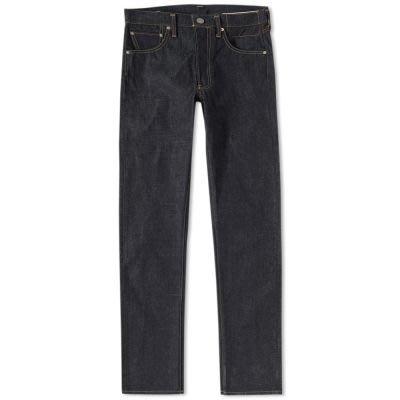 Visvim Fluxus 03 Unwashed Jeans 低腰小直筒 原色03 牛仔褲  W34L30
