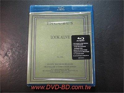 [藍光BD] - 重擊合唱團 : 重力加速度演唱會 Incubus : Look Alive