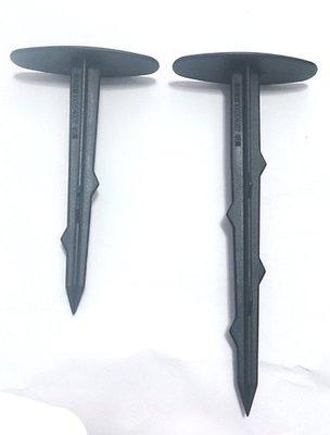 [小冬瓜五金行] 25cm*100支/件 固定釘-雜草蓆 銀黑布 黑銀布 草莓布 雜草抑制蓆 T-01-0013