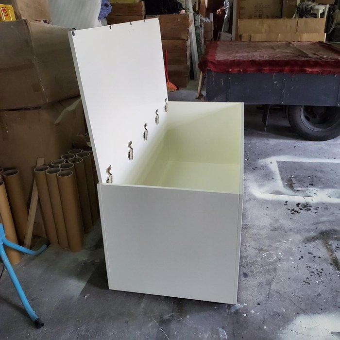 美生活館 客訂 床頭收納箱 上掀式 壁樑櫃 閃樑櫃 訂尺寸寬157 深66 高66 公分, 上掀單門, 象牙白色