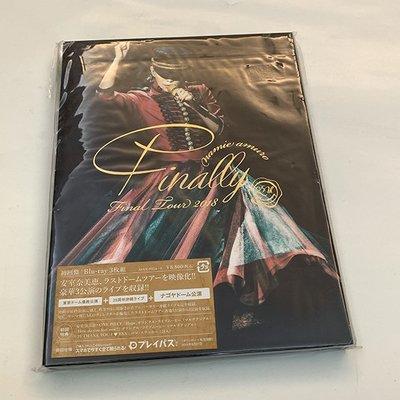 安室奈美惠 namie amuro / Final Tour 2018 -Finally- (3BD藍光初回限定版)