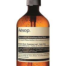 全新正品。澳洲 Aesop 。賦活芳香手部清潔露 - 500ml。預購