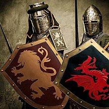 歐洲中世紀斯巴達盾牌具壁飾牆飾酒吧ktv牆上裝飾品歐式裝飾道具(兩款可選)