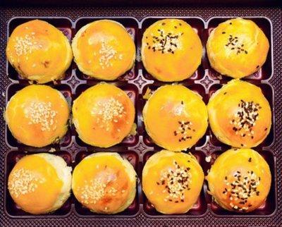 板橋名產 小潘蛋黃酥  綠豆/烏豆沙/綜合