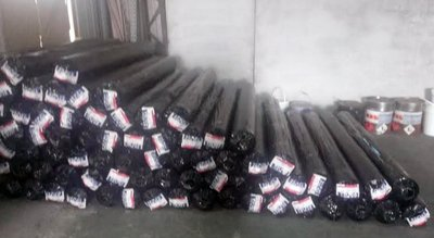 PVC 1mm(黑)長25米*寬1.8米/捲 - 不透水布.防水布.防潮布.地工膜.防漏