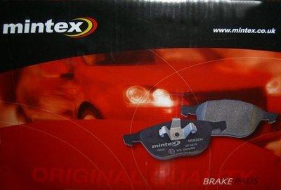 英國M1 MINTEX高硬度碟盤 METROSTAR FOCUS GRAND VITARA