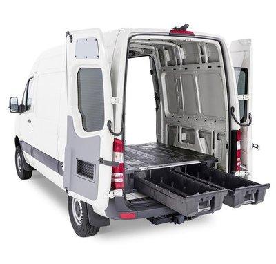 DJD19030864 DECKED MERCEDES BENZ 貨卡後斗工具盒 預定進口 依當月報價為準 國際運費另計