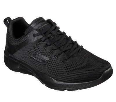 *世偉運動精品* SKECHERS 52927-BBK Equalizer 3.0  男慢跑鞋 大尺碼 高雄市