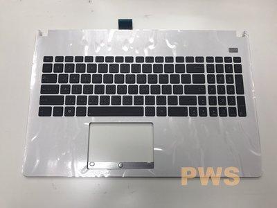 【全新 華碩 ASUS X501 F501 F501A F501U X501A X501U C殼 邊框 中文鍵盤】白色